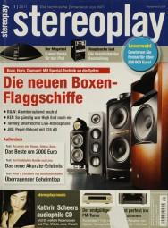 Stereoplay 1/2011 Zeitschrift