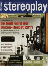 Stereoplay 9/2011 Zeitschrift