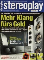 Stereoplay 10/2013 Zeitschrift