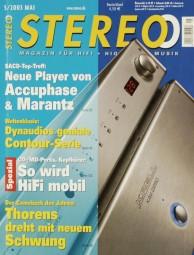 Stereo 5/2003 Zeitschrift