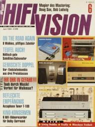 HiFi Vision 6/1994 Zeitschrift