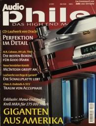 Audiophile 2/1999 Zeitschrift