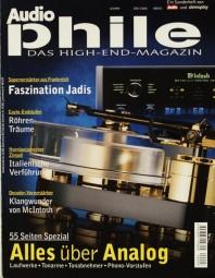Audiophile 3/1999 Zeitschrift