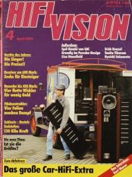 Hifi Vision 4/1990 Zeitschrift