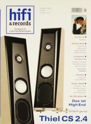 Hifi & Records 1/2004 Zeitschrift