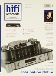 Hifi & Records 4/2004 Zeitschrift