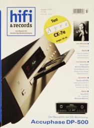 Hifi & Records 3/2007 Zeitschrift
