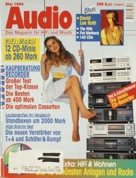 Audio 5/1994 Zeitschrift