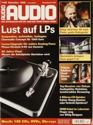 Audio 11/2009 Zeitschrift