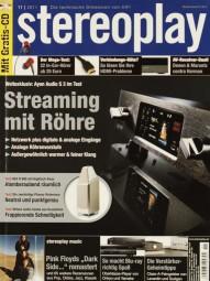 Stereoplay 11/2011 Zeitschrift