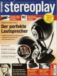 Stereoplay 4/2012 Zeitschrift