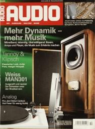 Audio 10/2012 Zeitschrift