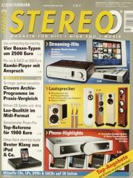 Stereo 2/2010 Zeitschrift