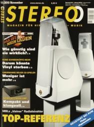Stereo 11/2010 Zeitschrift