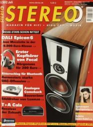 Stereo 7/2012 Zeitschrift