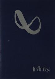 Infinity Reference Beta, Gamma, Kappa etc. Prospekt / Katalog