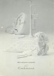Cabasse Passiv-Serie / Aktiv-Serie / DOM-Serie Prospekt / Katalog