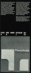 Threshold Verschiedene Prospekt / Katalog