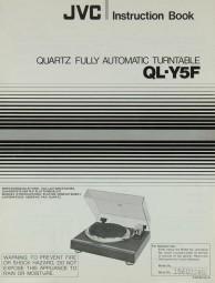 JVC QL-Y 5 F Bedienungsanleitung
