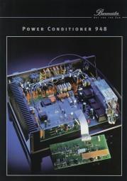 Burmester 948 Prospekt / Katalog