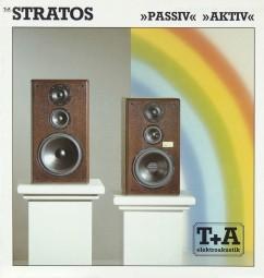 T + A Stratos Prospekt / Katalog