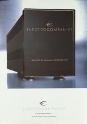 Electrocompaniet Amplifiers Prospekt / Katalog