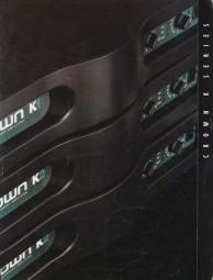 Crown K 2 Prospekt / Katalog