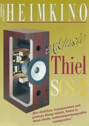 Thiel SCS-2 Testnachdruck