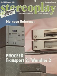 Proceed Transport 2 / Wandler 2 Testnachdruck