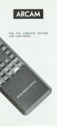 Arcam CR 200 Prospekt / Katalog