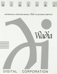 Wadia 26 Bedienungsanleitung