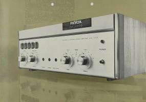 Revox A 50 Prospekt / Katalog