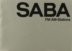 Saba FM / AM-Stations Sonstige Literatur