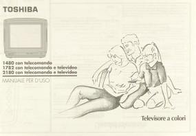 Toshiba 1480 / 1782 / 2180 Bedienungsanleitung