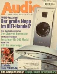 Audio 7/1996 Zeitschrift