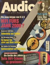 Audio 8/1996 Zeitschrift