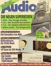 Audio 5/1997 Zeitschrift