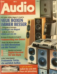 Audio 5/2000 Zeitschrift