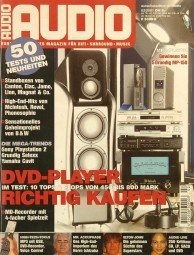 Audio 2/2001 Zeitschrift