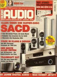 Audio 3/2004 Zeitschrift