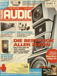 Audio 5/2004 Zeitschrift