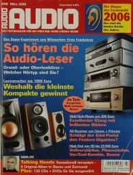 Audio 3/2006 Zeitschrift