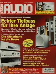 Audio 4/2006 Zeitschrift
