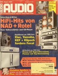 Audio 8/2006 Zeitschrift