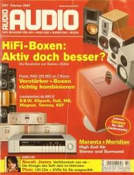Audio 2/2007 Zeitschrift