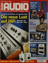Audio 2/2008 Zeitschrift