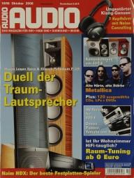Audio 10/2008 Zeitschrift