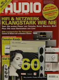 Audio 1/2011 Zeitschrift
