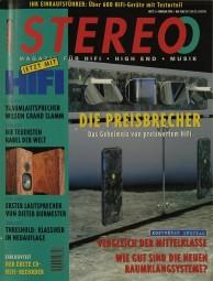 Stereo 2/1995 Zeitschrift