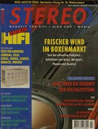 Stereo 3/1995 Zeitschrift
